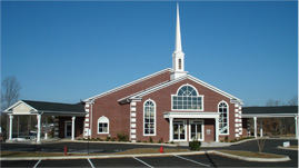 Church facility - 875 S. Walnut Ave. - First United Pentecostal Church - Cookeville, TN