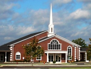 Church Building - First United Pentecostal Church - Cookeville, TN